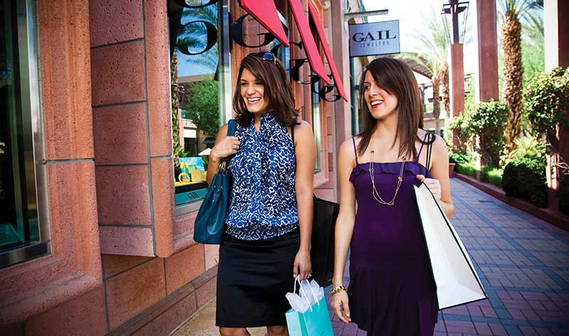 Shoppen in Greater Palm Springs