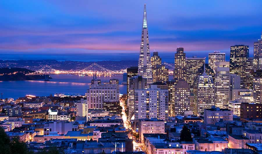 San Franisco by Night