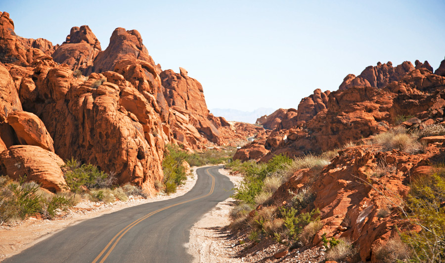 Valley of Fire (Zwischenstopp) | Valley of Fire State Park