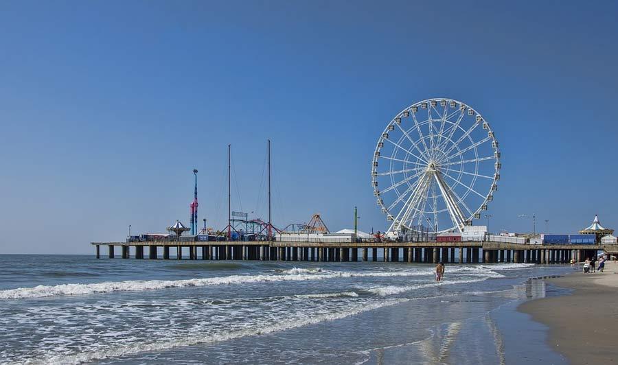 Nostalgie trifft Spaß: Steel Pier in Atlantic City