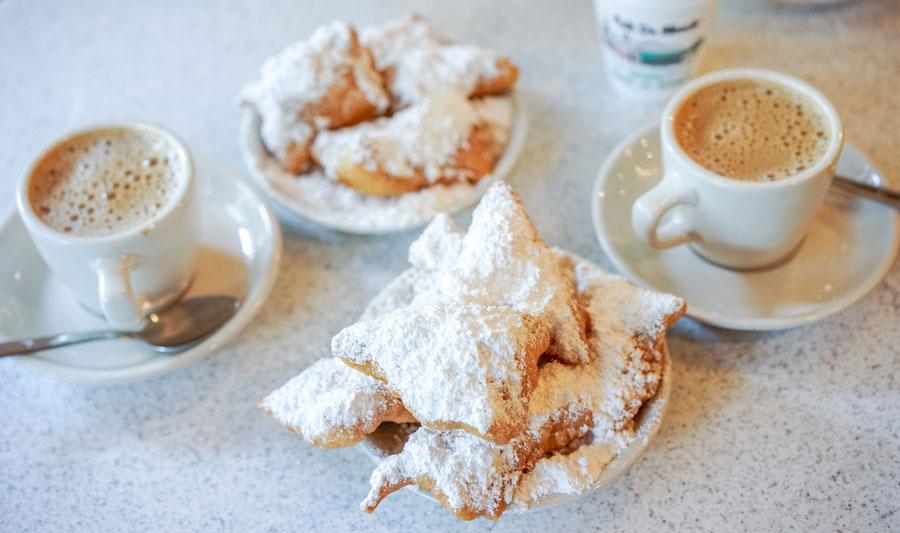 Café du Monde | Beignets im Café du Monde