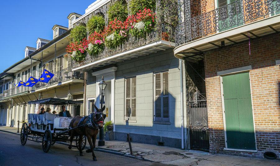 Madame John's Legacy | Ein Ausflug in die Geschichte: French Quarter in New Orleans