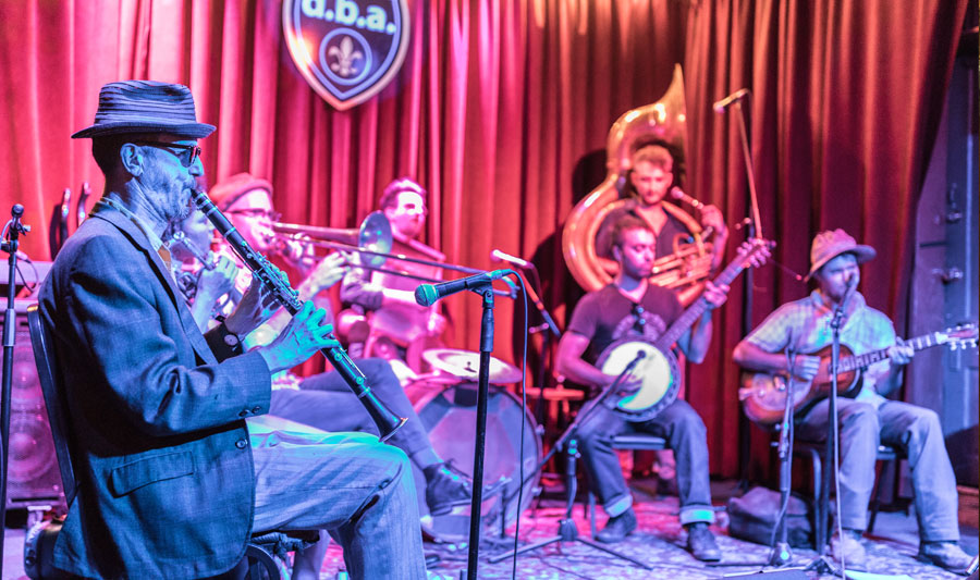 Frenchmen Street | Tolle Live-Musik: Frenchmen Street, New Orleans