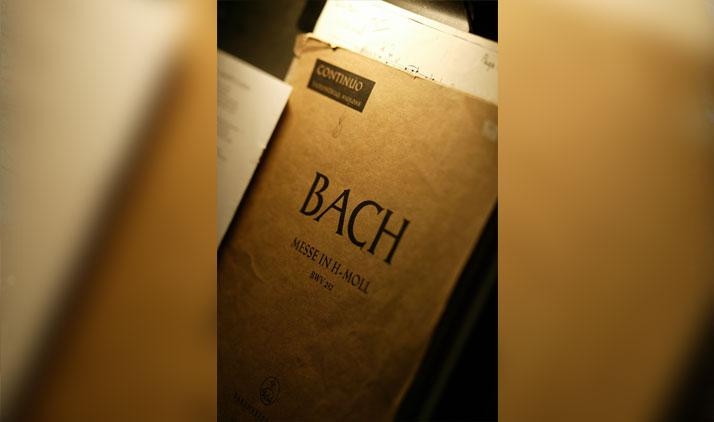 Berühmter Bach Chor in Bethlehem