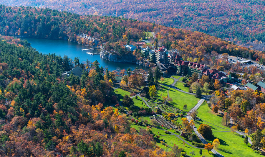 Hudson Valley: Mohonk Mountain House