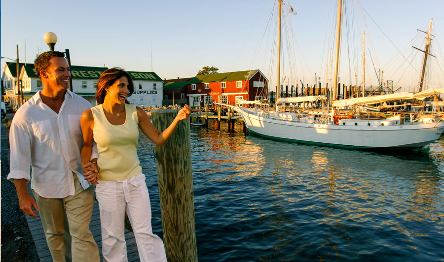 Greenport on Long Island's North Fork