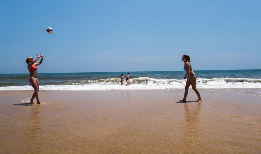 Long Island: Main Beach in East Hampton