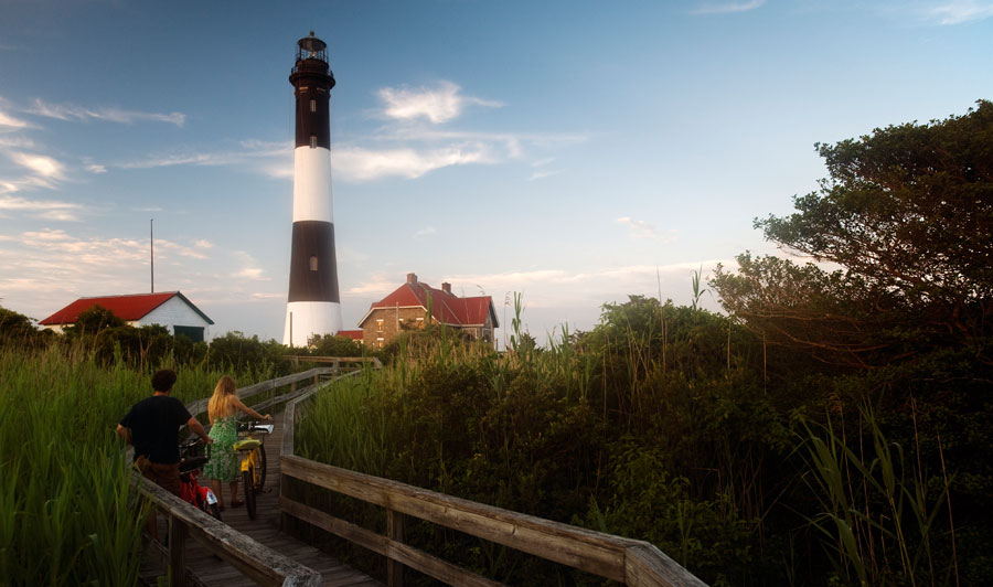Long Island: Fire Island Lighthouse