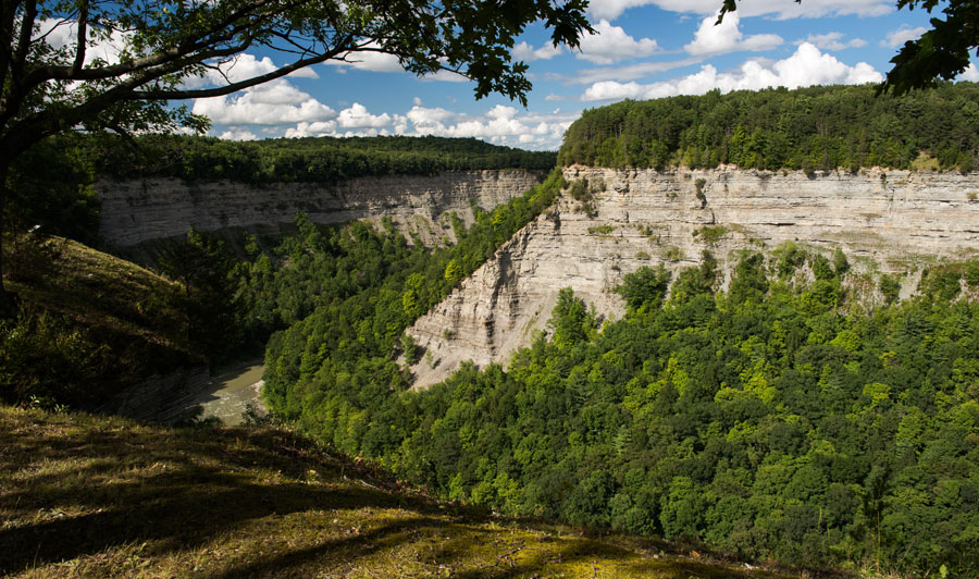 Letchworth State Park - Great Bend