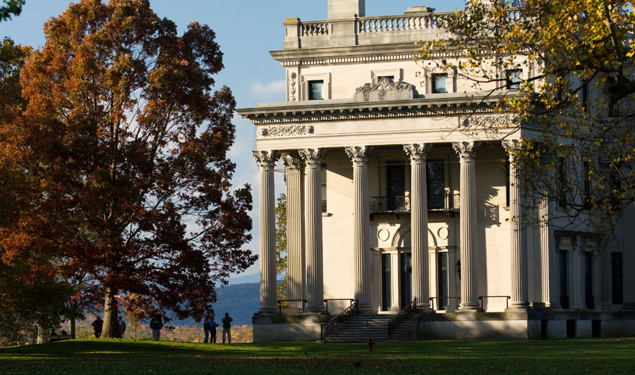 Hudson Valley: Vanderbilt Mansion