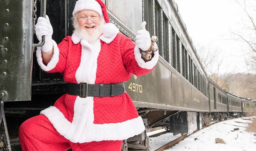 Santa's Polar Bear Express