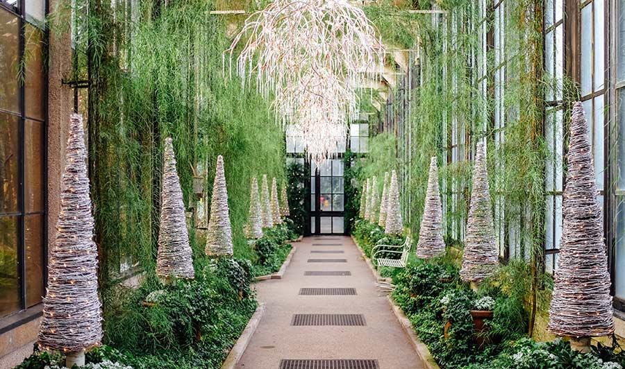 Magische Longwood Gardens