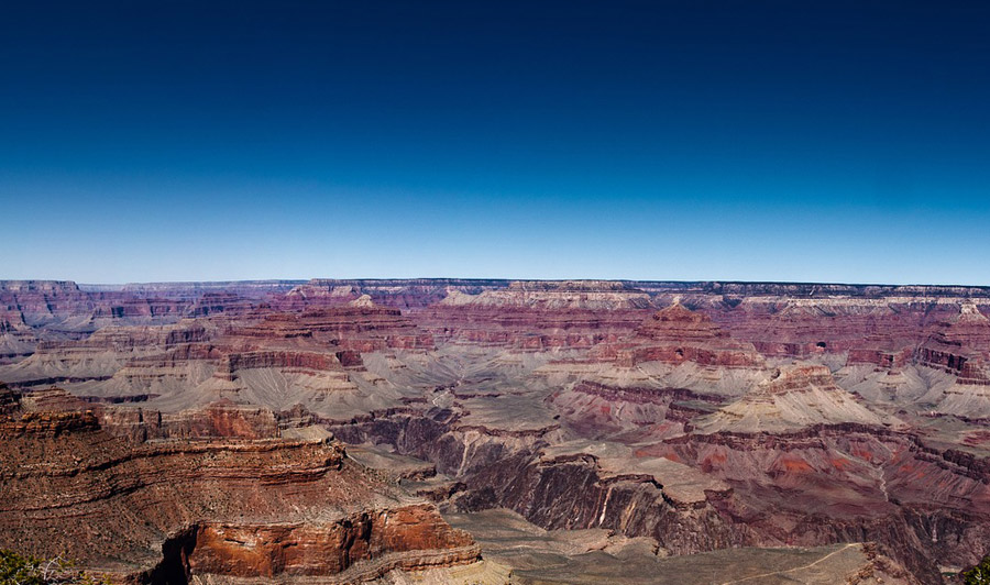 Aussicht Grand Canyon