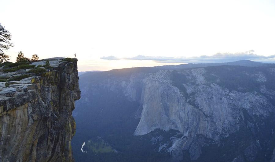 Glacier Point, Yosemite Nationalpark