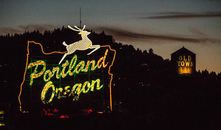 Portlands Wahrzeichen