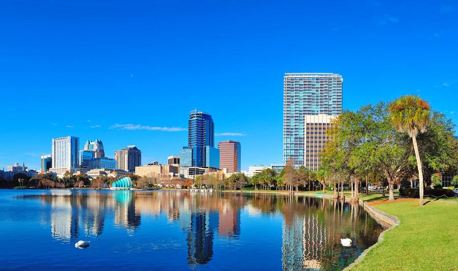 Lake Eola Park, Orlando