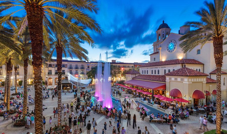Spanischer Stil und gute Laune: The Palm Beaches