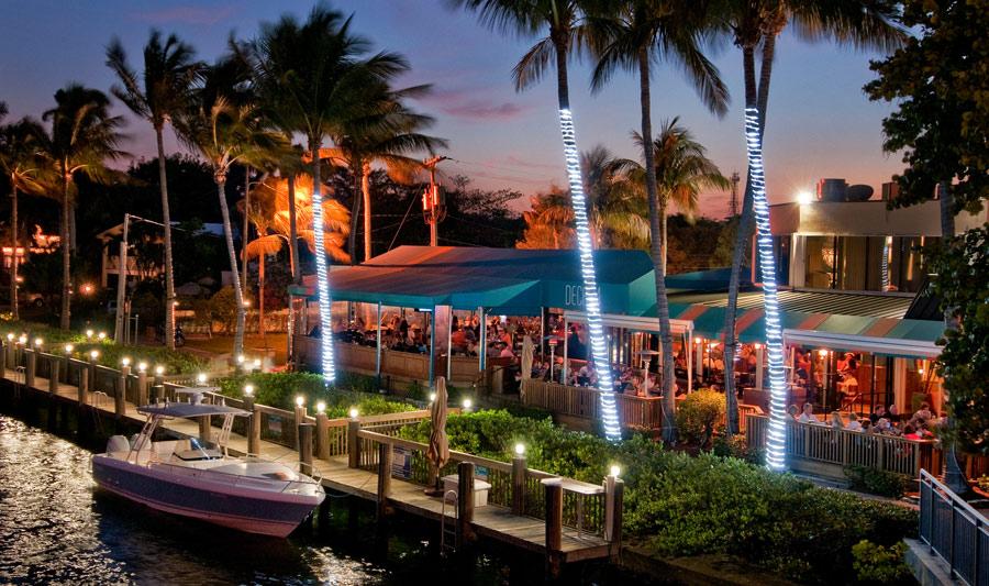 Fantastische Restaurants mit tropischem Flair
