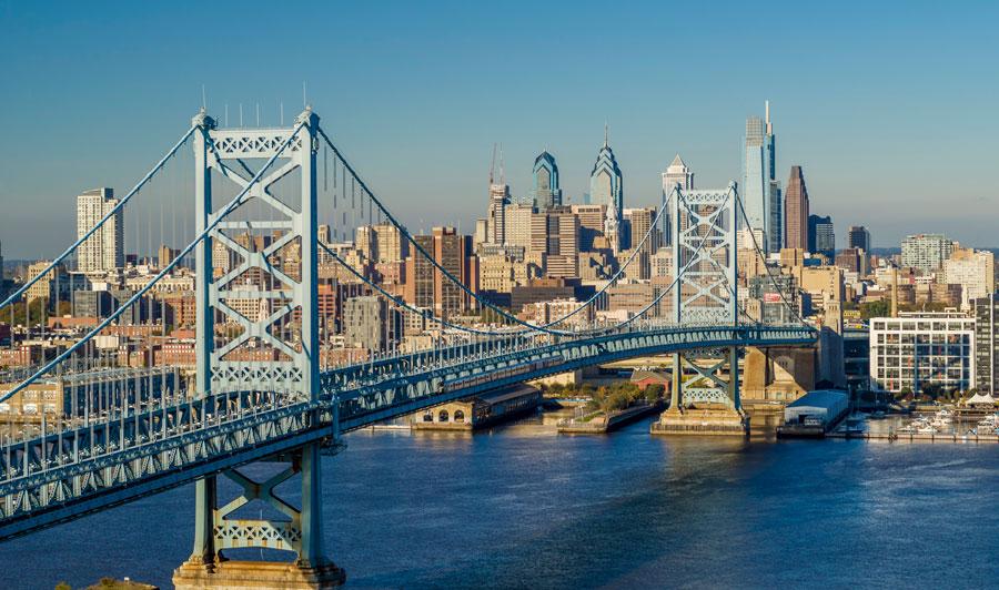 Benjamin Franklin Bridge