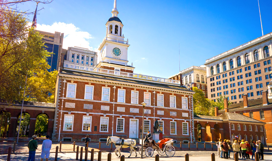 Philadelphia | Philadelphia Independence Hall