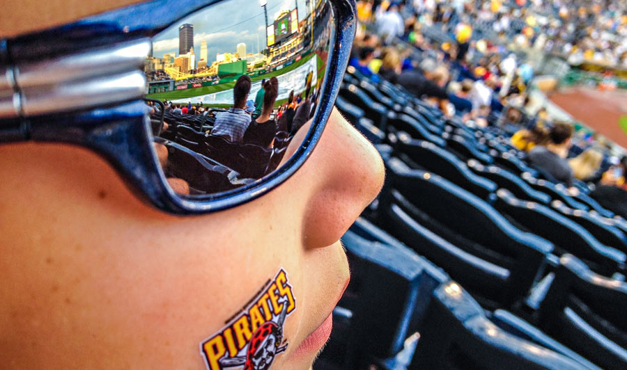 Pittsburgh - Stadt des Sports