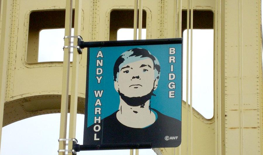 Andy Warhol Museum | Andy Warhol Bridge - verbindet Downtown mit dem Andy Warhol Museum