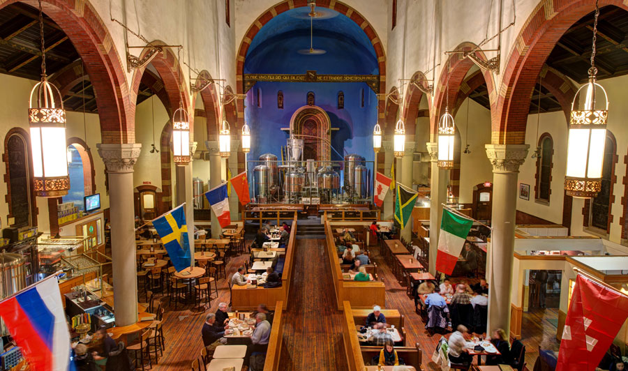 Lawrenceville | Church Brew Works
