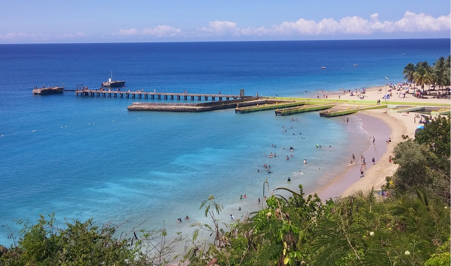 Crashboat Beach in Aguadilla