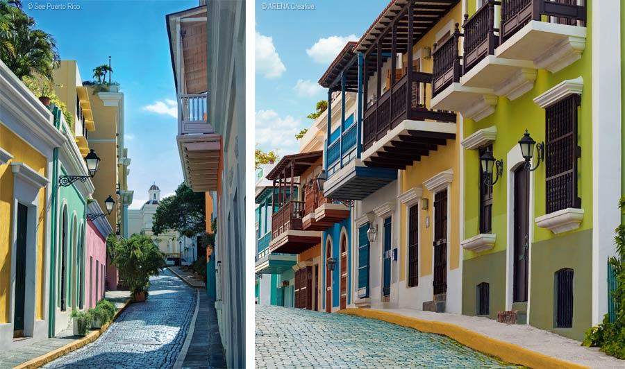 Zauberhaftes Old San Juan