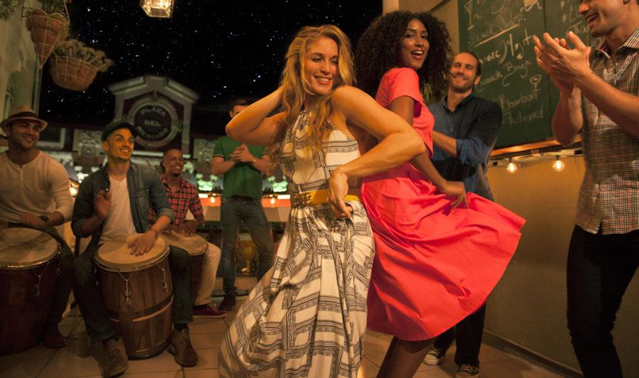 Puerto-Ricaner lieben ihre Salsa: Tanzen Sie mit!