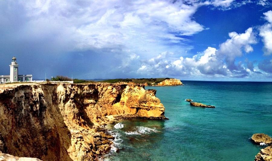 Faro de Los Morrillos bei Cabo Rojo