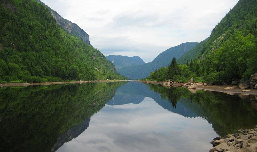 Hautes-Gorges-de-la-Rivière Malbaie   Hautes-Gorges de la rivière Malbaie