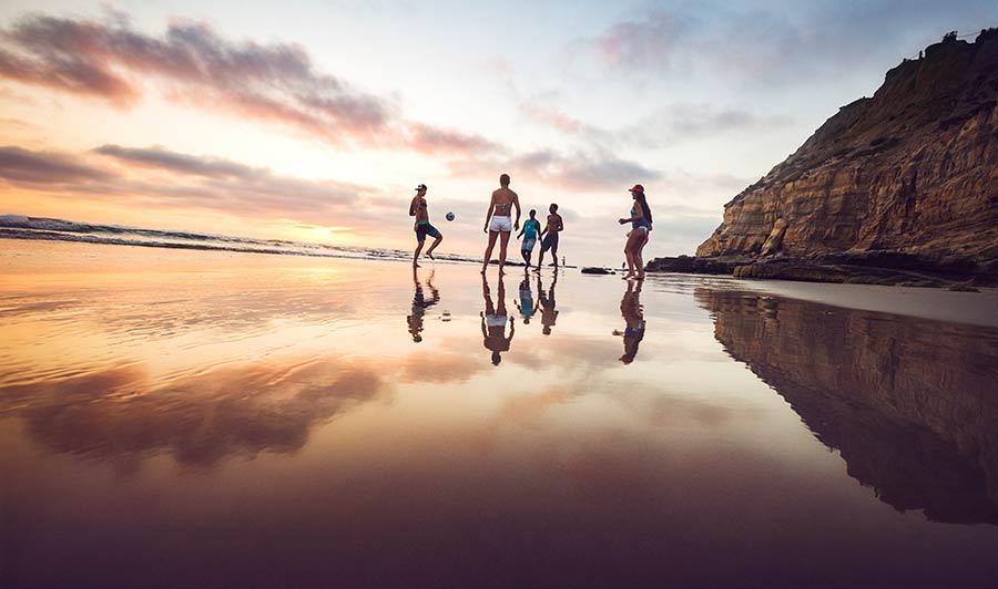 NEU: Southern California Sun