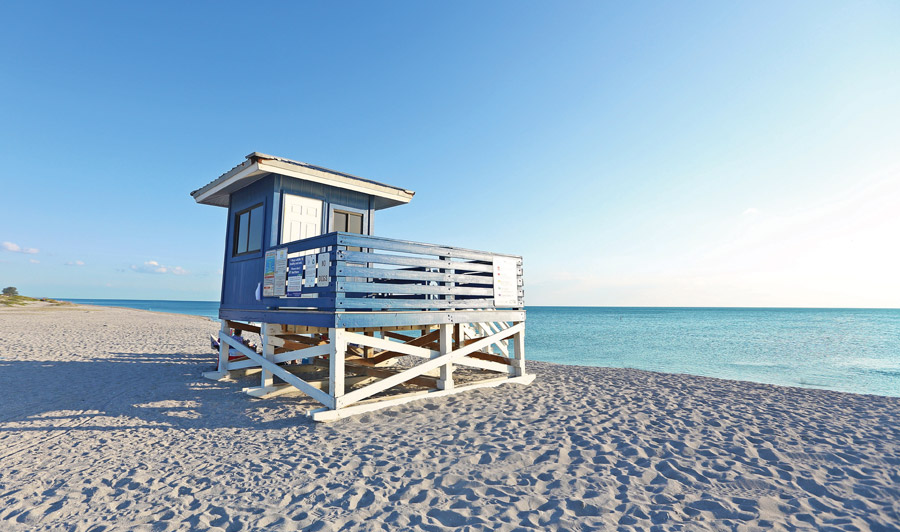 Lifeguard House, Sarasota