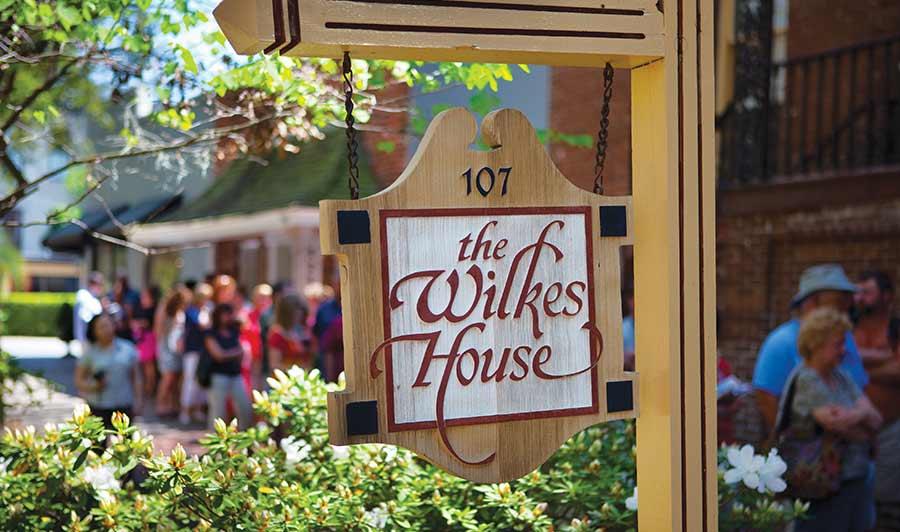 Mrs. Wilkes Dining Room | Mrs. Wilkes Dining Room