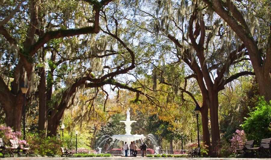 Forsyth Park | Forsyth Square, Savannah