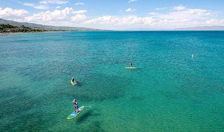 Die Karibik der Rockies: Bear Lake in Utahs Nordosten