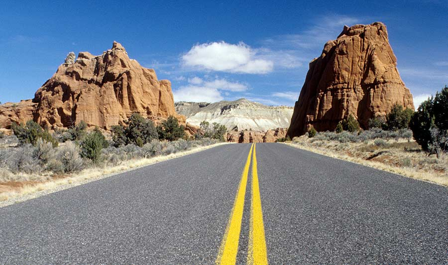 Best of the West: Scenic Byways