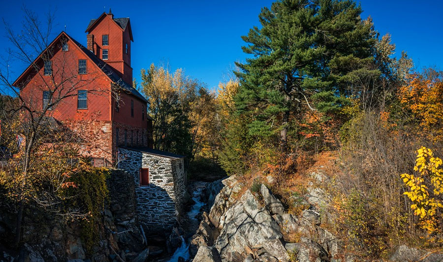 Old Mill Museum, Jericho, Vermont