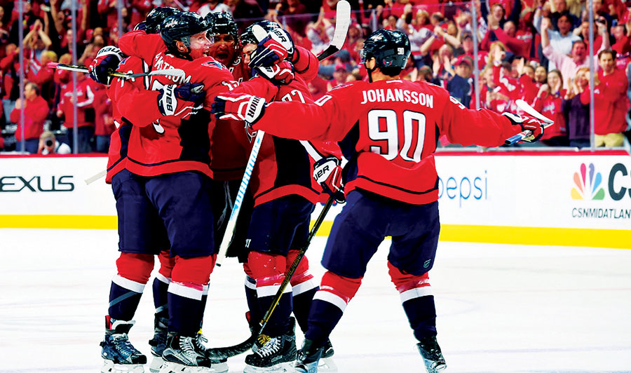 Washington Capitals: Eishockey