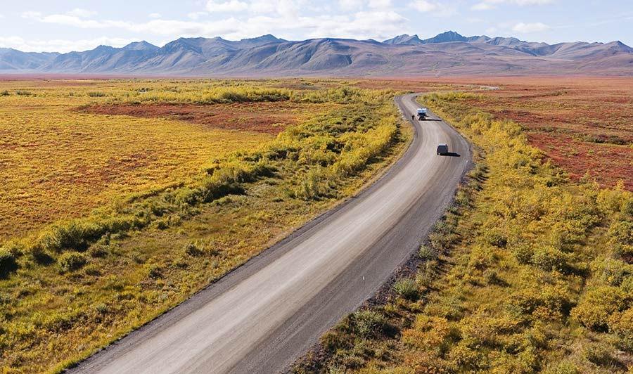 Dempster Highway: Tombstone Territorial Park