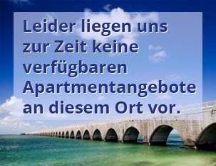 Apartment Angebot