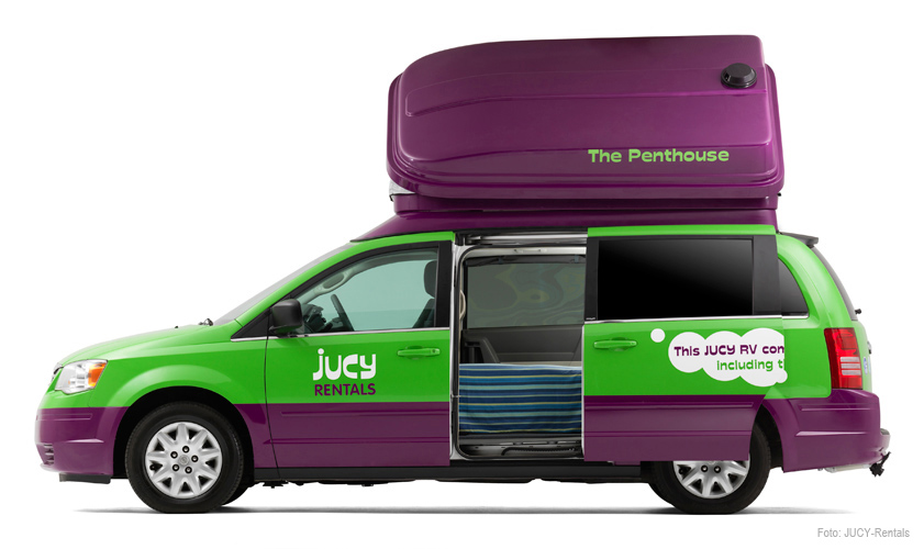 At JUCY, we stand for fun, adventure and the spirit of travelling. We pride ourselves on offering unique and exciting travel experiences! JUCY was started in in Auckland, New Zealand with a fleet of just 35 rental .