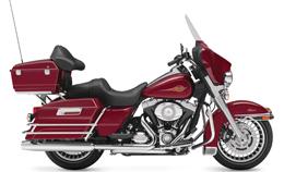 Motorrad Harley Davidson Electra Glide