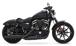 Motorrad Harley Davidson Sportster XL 883