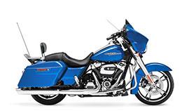 Motorrad Harley Davidson Street Glide