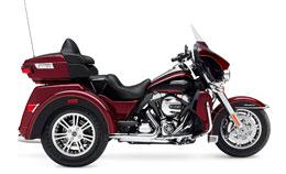 Motorrad Harley Davidson Trike