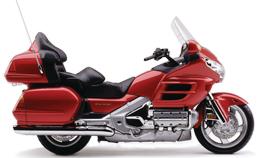 Motorrad Honda Goldwing