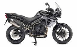Motorrad Triumph Tiger 800