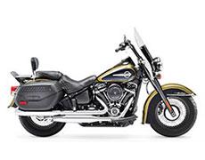 MotorradHarley Davidson Heritage Softail